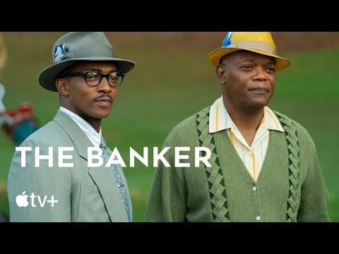 The Banker — Official Trailer   Apple TV+