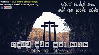 Morning Holy Mass - 11/05/2021