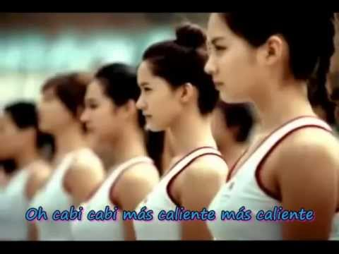 Cabi Song - Snsd 2pm Sub Español video