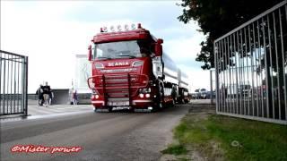 Mauclet & Fils (FR) Scania R580 V8 EURO 6 SOUND
