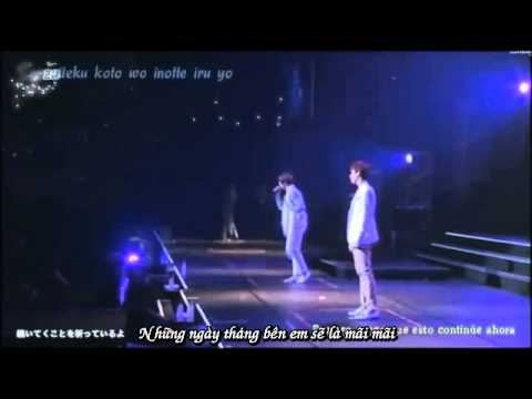 [Vietsub] U-KISS Yuki no Hana(Kevin ft Hoon)