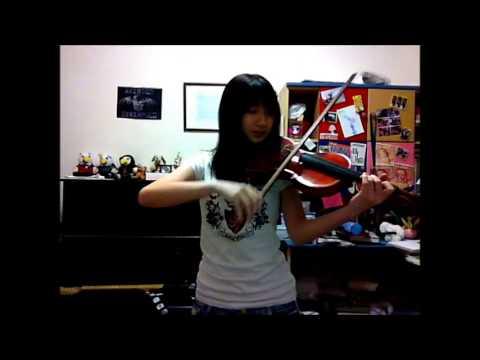 Violin- Endless Story [ REIRA / Yuna Ito ]