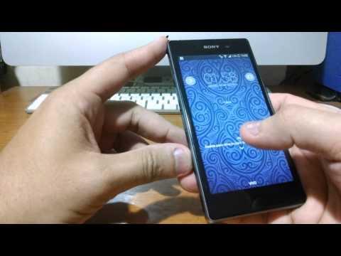 Review Sony Xperia Z1 Brasil