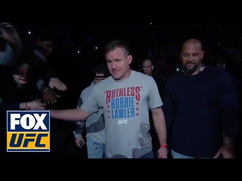 The UFC Honors Matt Hughes in St. Louis | UFC FIGHT NIGHT
