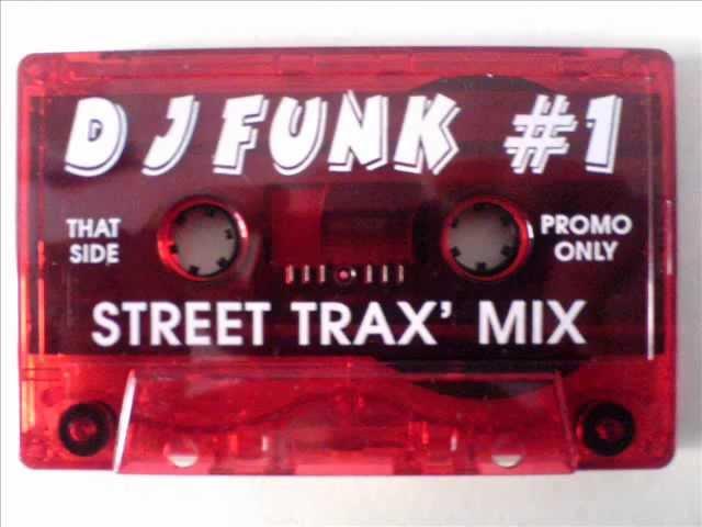 DJ Funk - Shit be thumpin