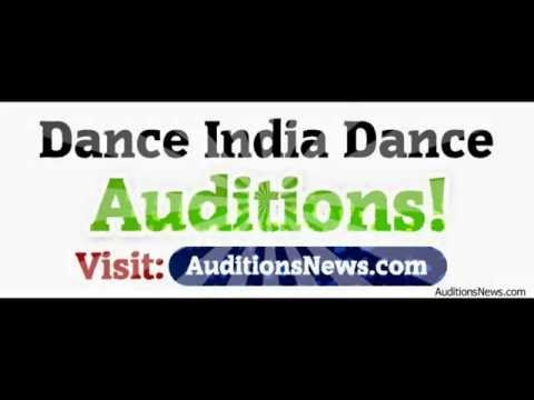 Dance India Dance Audition 2014-2015 | Season 5 | Dates | Registration | Delhi | Indore | Sms video