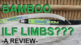 Cheap ILF limbs. Kinetic Bamboom. They are awesome!!!