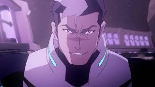 Voltron: Season 6 - Keith Vs Shiro (Full Fight)
