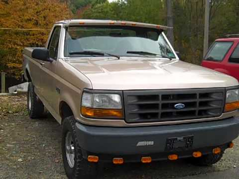 1996 Ford F-150 walk-around