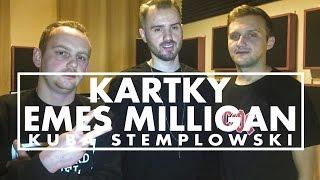 Wywiad | Kuba Stemplowski x KARTKY/EMES MILLIGAN