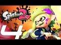 Splatoon 2 - Gameplay Walkthrough Part 4 - Octo Shower Boss Fight (Story Mode)