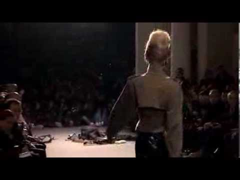 Jean Paul Gaultier F/W 2011 - youtube