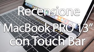 "MacBook Pro 13"" con TouchBar 