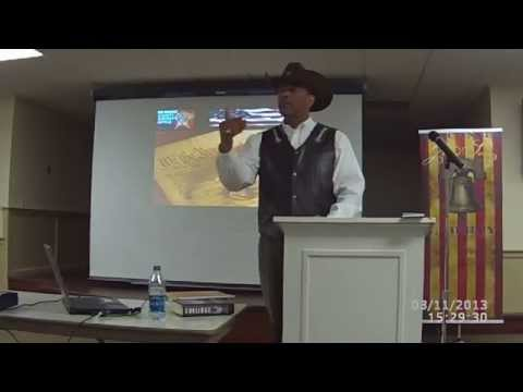 Sheriff David Clarke Presentation- 1