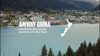 Amway China Incentive 2018: Queenstown
