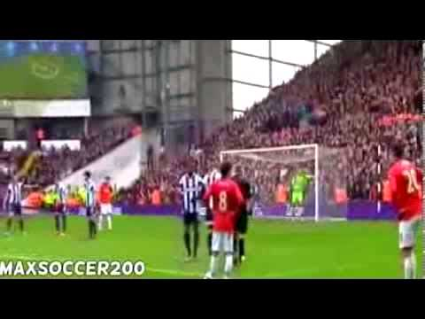 Manchester United vs West Brom 3-0 All Goals Highlights amazing (8.3.2014)
