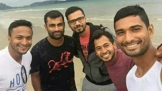Bangladesh Cricket Team Mannequin Challenge funny moment in newzland - sakiiib443