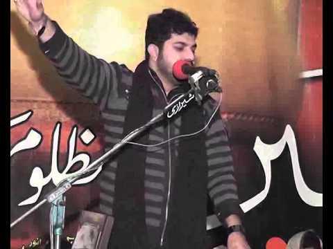 Allama Aasif Alvi majlis e Shab e Aashor  2014 Ashra Bhalwal Sargodha