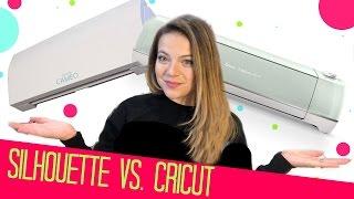 Cricut Vs. Silhouette - Which Machine is Better?