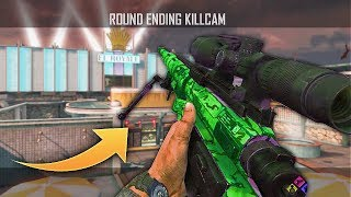 TOP 10 BEST TRICKSHOTTING MAPS OF ALL TIME! (COD Trickshotting)