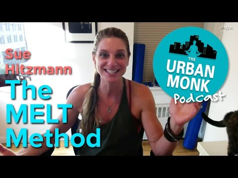 The Health Bridge –The MELT Method with Guest Sue Hitzman