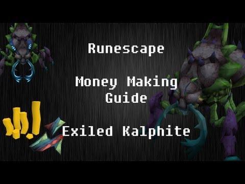 [RS3] Runescape 3 | Money Making Guide | Exiled Kalphites |