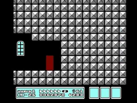 Super Mario Bros 3 - Nintendo NES - flute 2 - User video