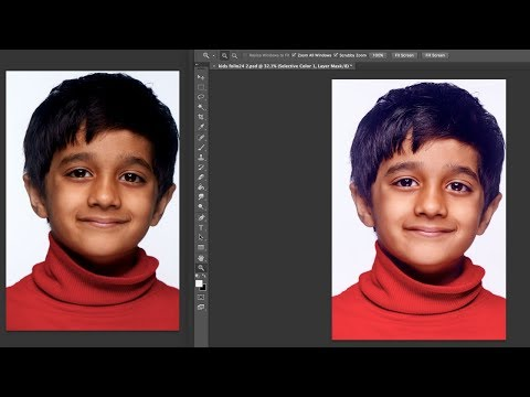 easy portrait editing for beginners | photoshop | capture one pro | hindi