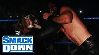 """The Fiend"" Bray Wyatt drags Seth Rollins to hell: SmackDown, Oct. 11, 2019"
