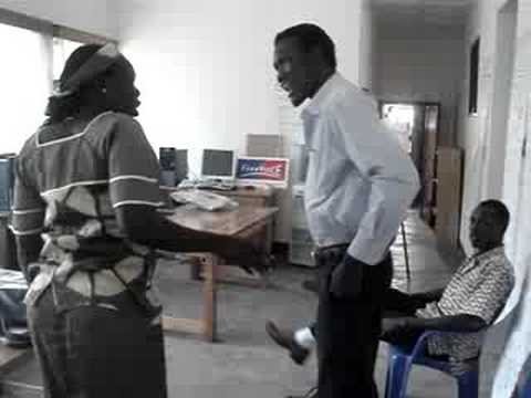 2008 SOUTHERN SUDAN Radio Drama