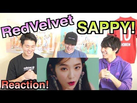 【레드벨벳~SAPPY~】일본인이 한국어로 하는 K팝 리액션!!