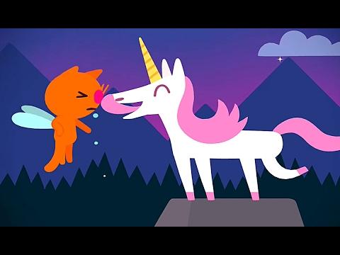 Sago Mini Fairy Tales Кошка Джиня В волшебном Лесу С Друзьями Саго Мини