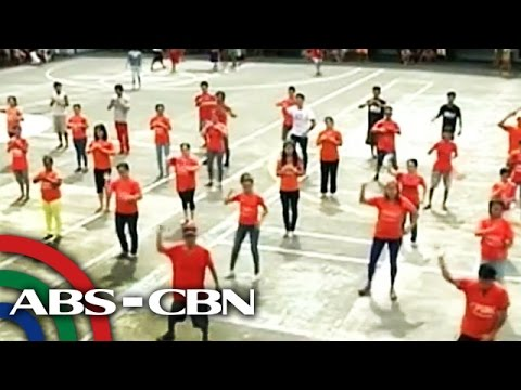 Cebu Dancing Inmates to perform for Pope Francis