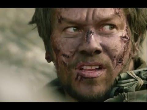 Lone Survivor (Starring Mark Wahlberg & Ben Foster) Movie Review