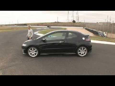 2009 Honda Civic Type-R - Full Review