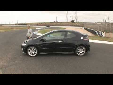2009 Honda Civic Type-R - Full Review - YouTube