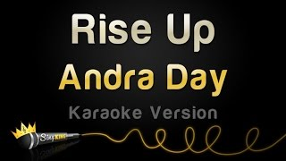 Andra Day Rise Up Karaoke Version