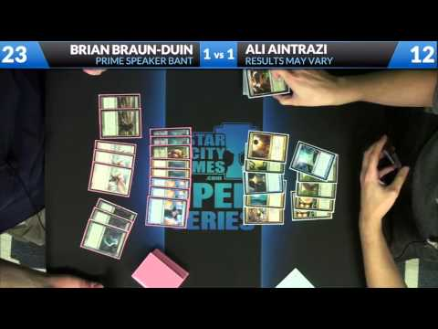 Versus Series: BBD (Prime Speaker Bant) VS Ali Aintrazi (Results May Vary) - 03/08/2013