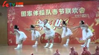 2011 Spring Festival 《honey》Dance