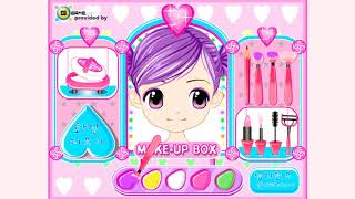 How to play Makeup Box game | Free online games | MantiGames.com