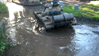 1:6 scale T55 & M48 take on Flooded Ardwell