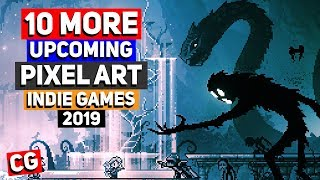 10 MORE Upcoming Pixel Art Indie Games for 2018 & Beyond!