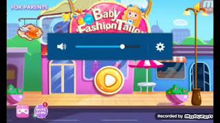 Baby Fashion Tailor