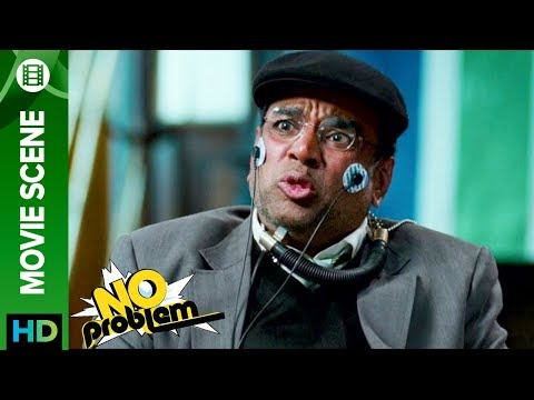 Paresh Rawal At A Lie Detector Test