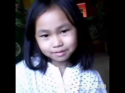 Dubsmash lucu anak tk- twerk it like a miley