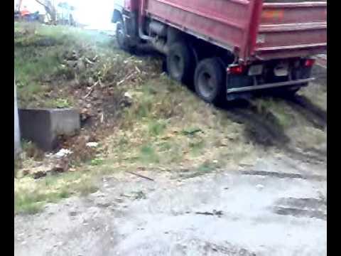 Výjezd Tatra 815