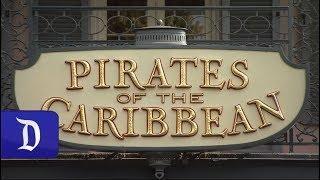 Pirates of the Caribbean at Disneyland Park Returns with New Magic