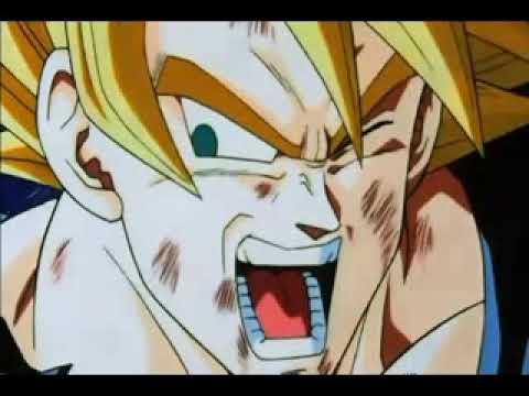 dragon ball z majin buu saga fight in hindi