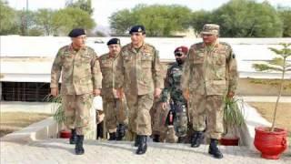 General Ashfaq Parvez Kayani visited Miranshah in North Waziristan   Takmeel-e-Pakistan