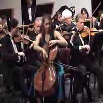 Kabalevsky - Cello Concerto No. 1 - i